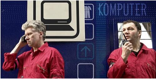 Komputer - Intercom