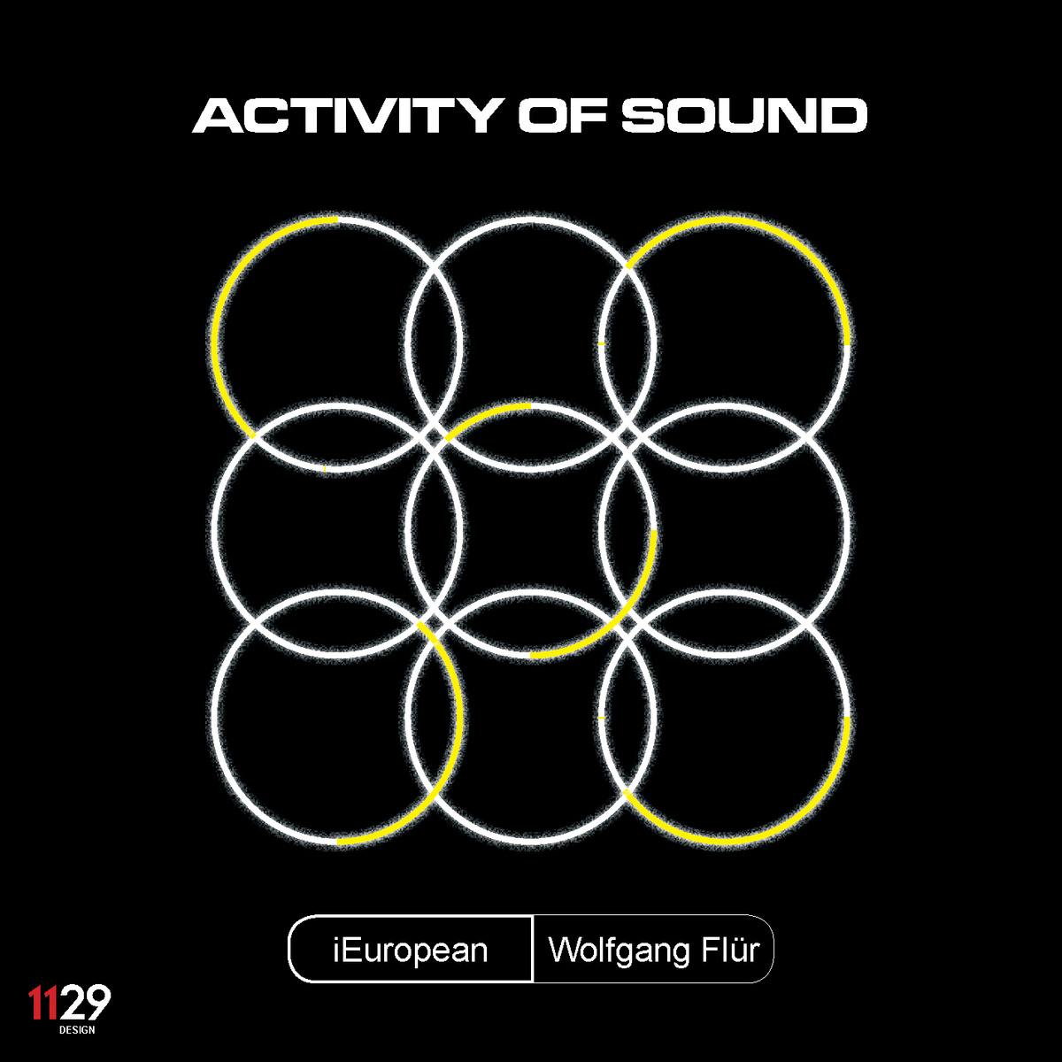 iEuropean feat. Wolfgang Flür - Activity of Sound (Movement Mix)