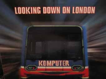 Komputer - Looking Down on London