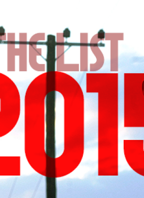 The Top 15 of 2015